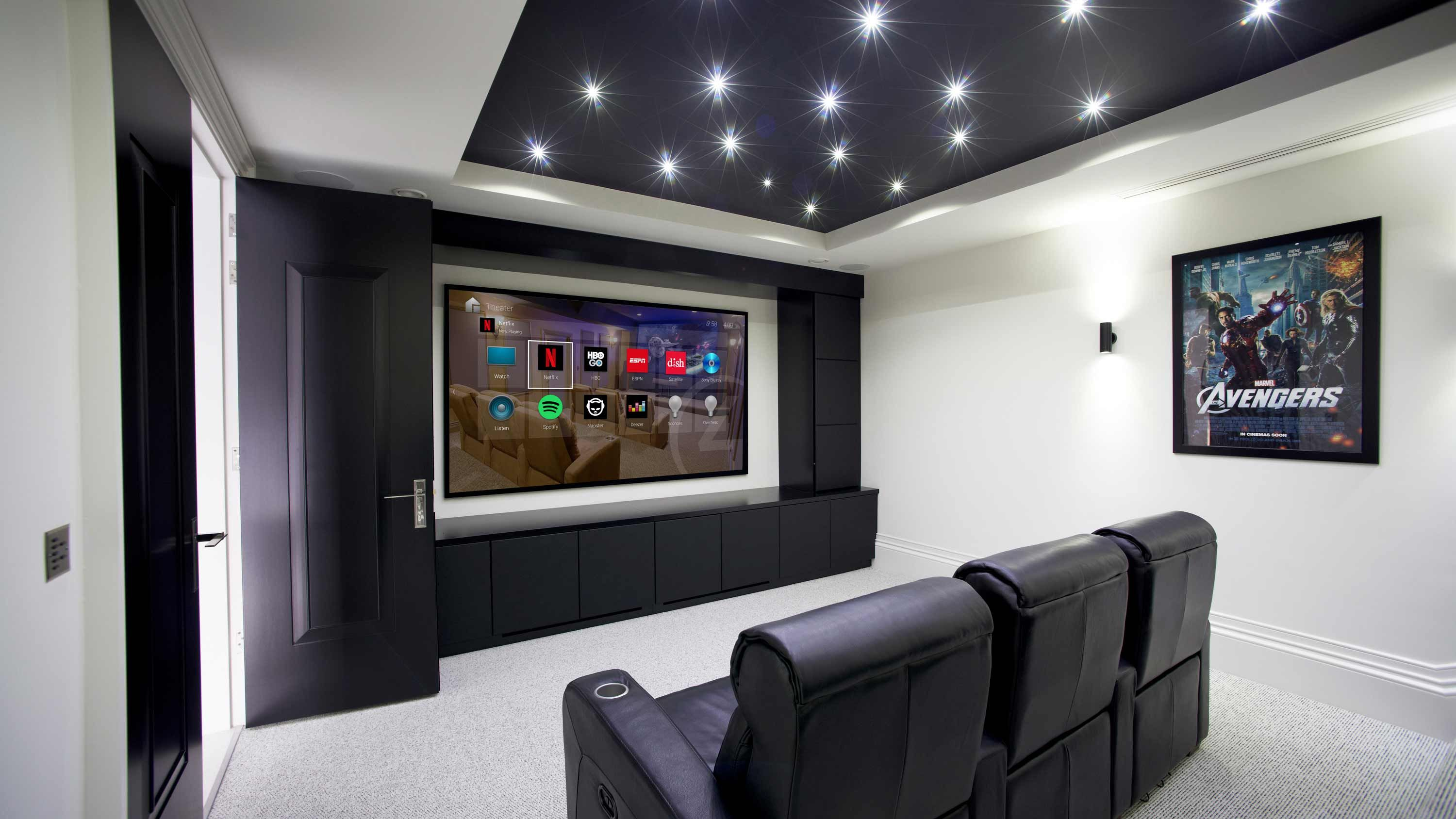 Control4 Dealer Austin, TX, home control, indoor automation, home automation, dedicated home theater, home theater,, smart home control4