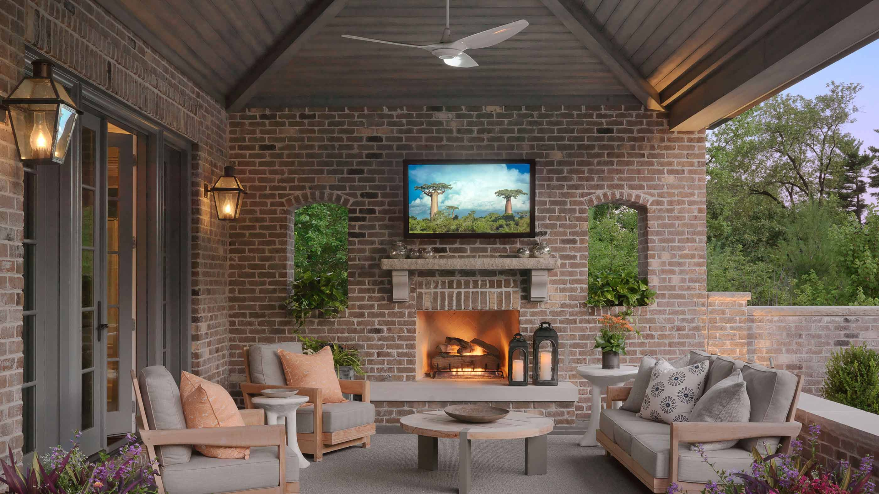 Home Audio Video Austin, TX, smart home automation, Texas home control, patio automation, outdoor entertainment